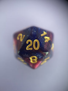 Thousand Stars Dice Set
