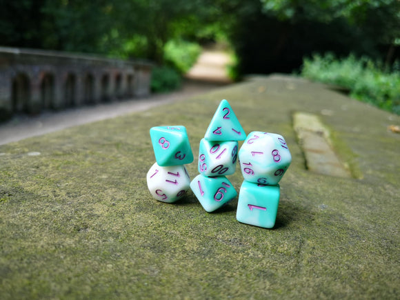 PRE-ORDER River Spirit Dice Set