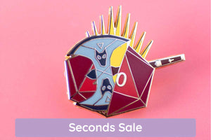 SECONDS SALE Barbarian