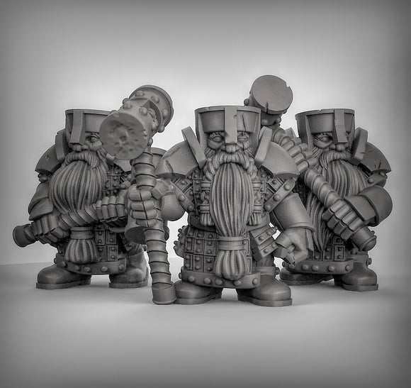 Great Hammer Dwarves