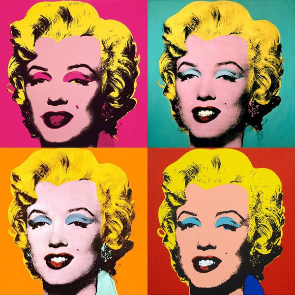 Pop Art Artists - Andy Warhol