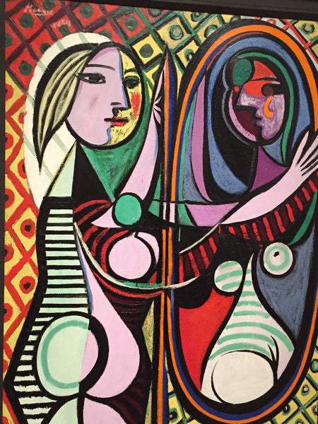 Girl Before a mirror - Pablo Picasso - Art Market