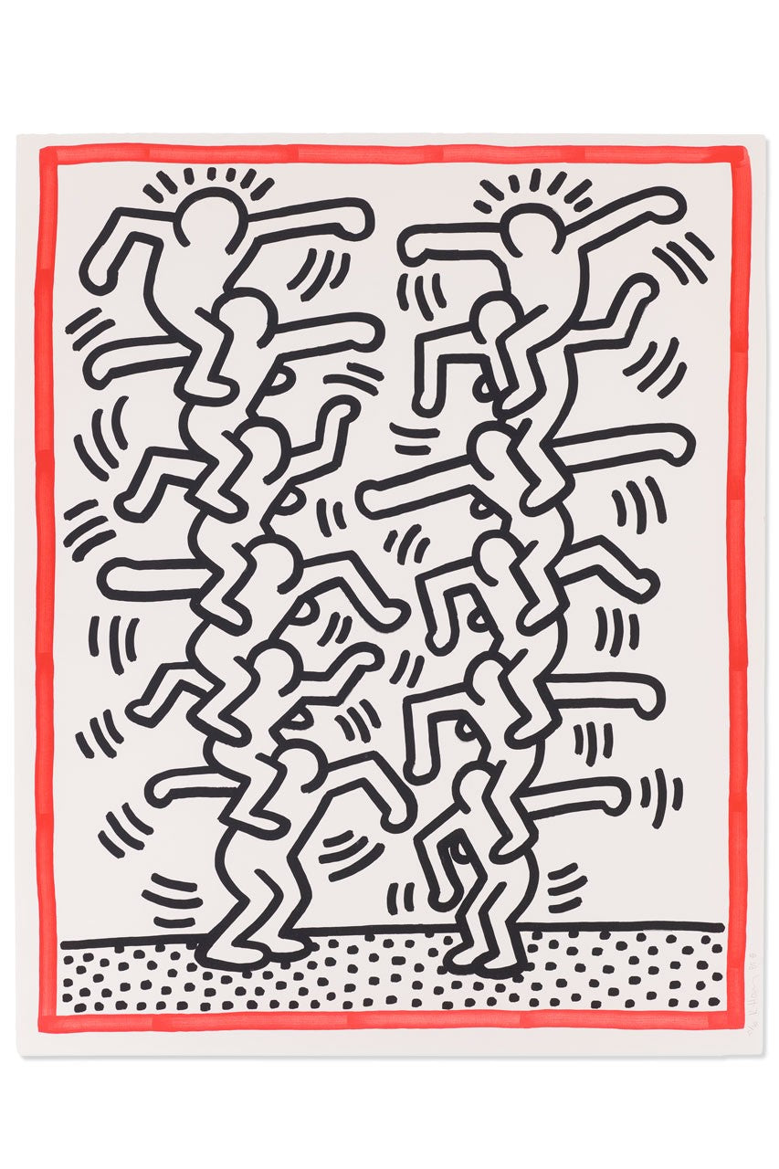Christies-Auction-Keith-Haring