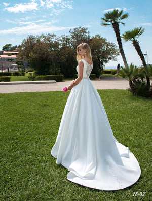 Alyssa Wedding Dress