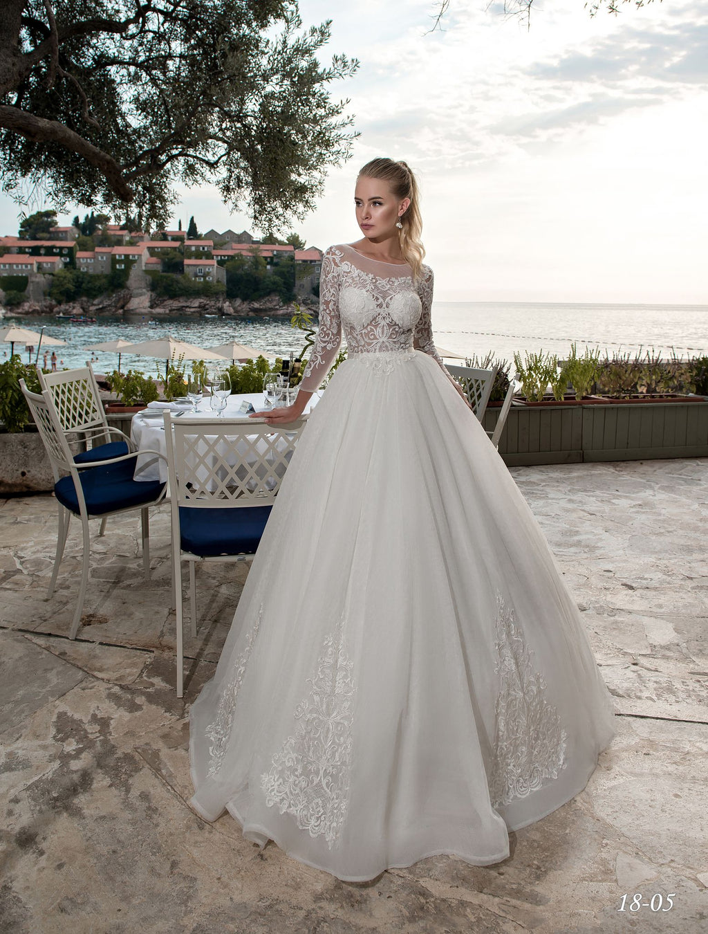 Adelle Wedding Dress