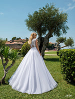 Crystal Wedding Dress