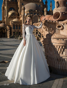 Jadi Wedding Dress