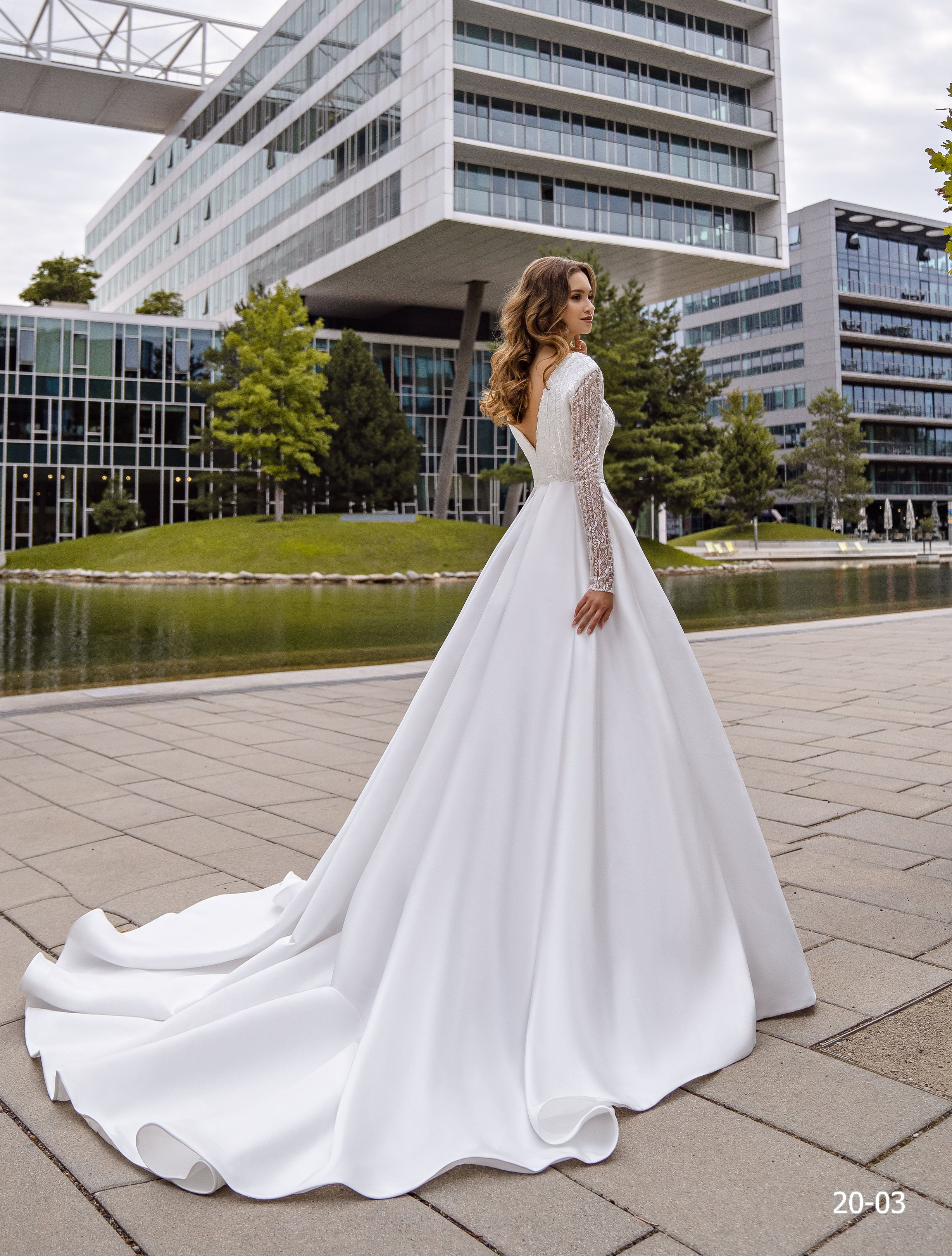Florance Wedding Dress