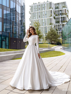 Clare Wedding Dress