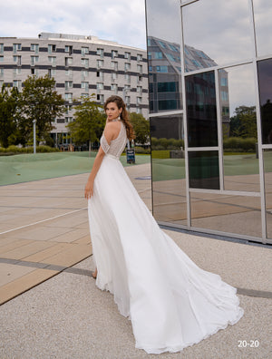 Iris Wedding Dress