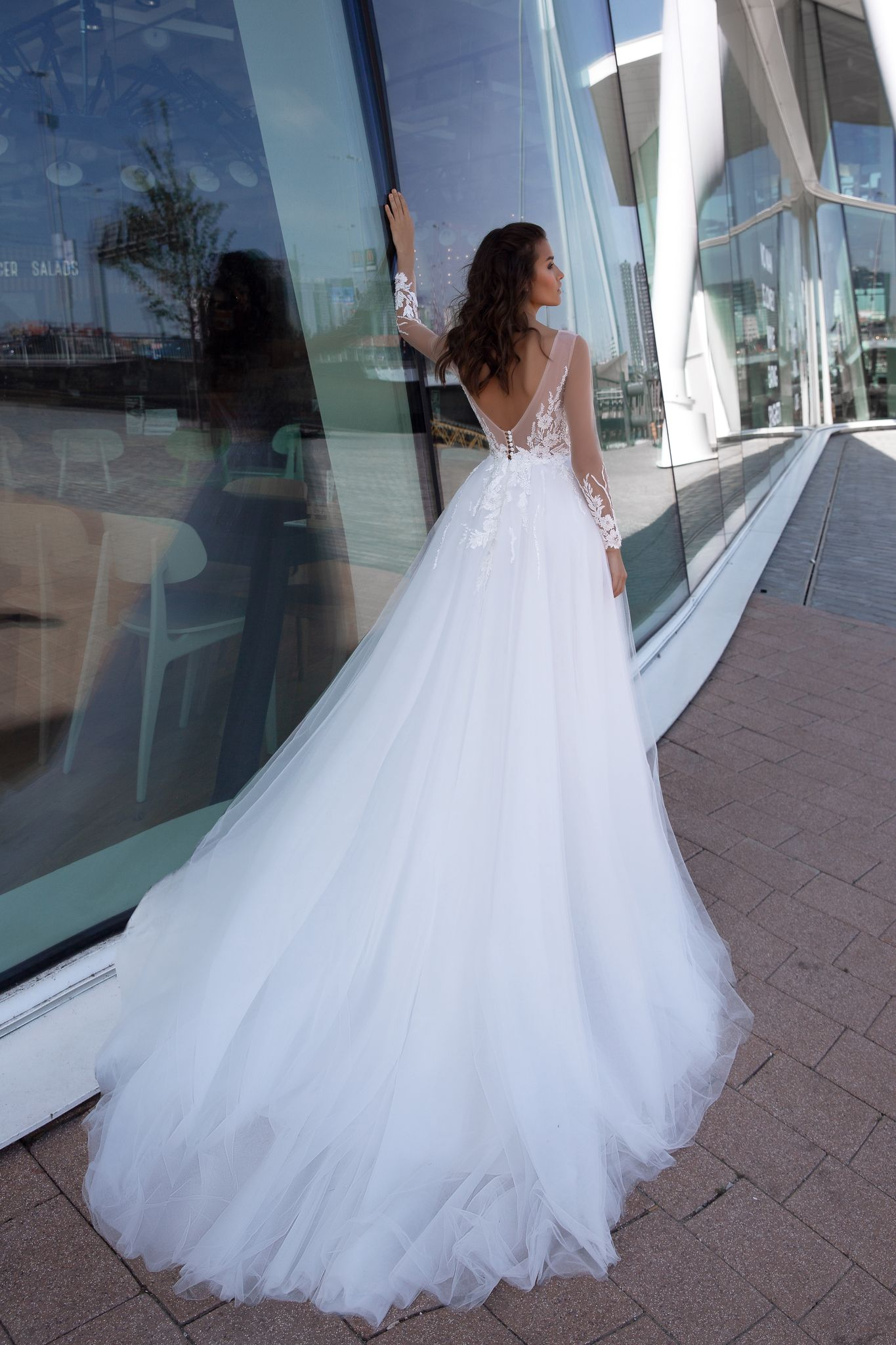 Ilaria Wedding Dress