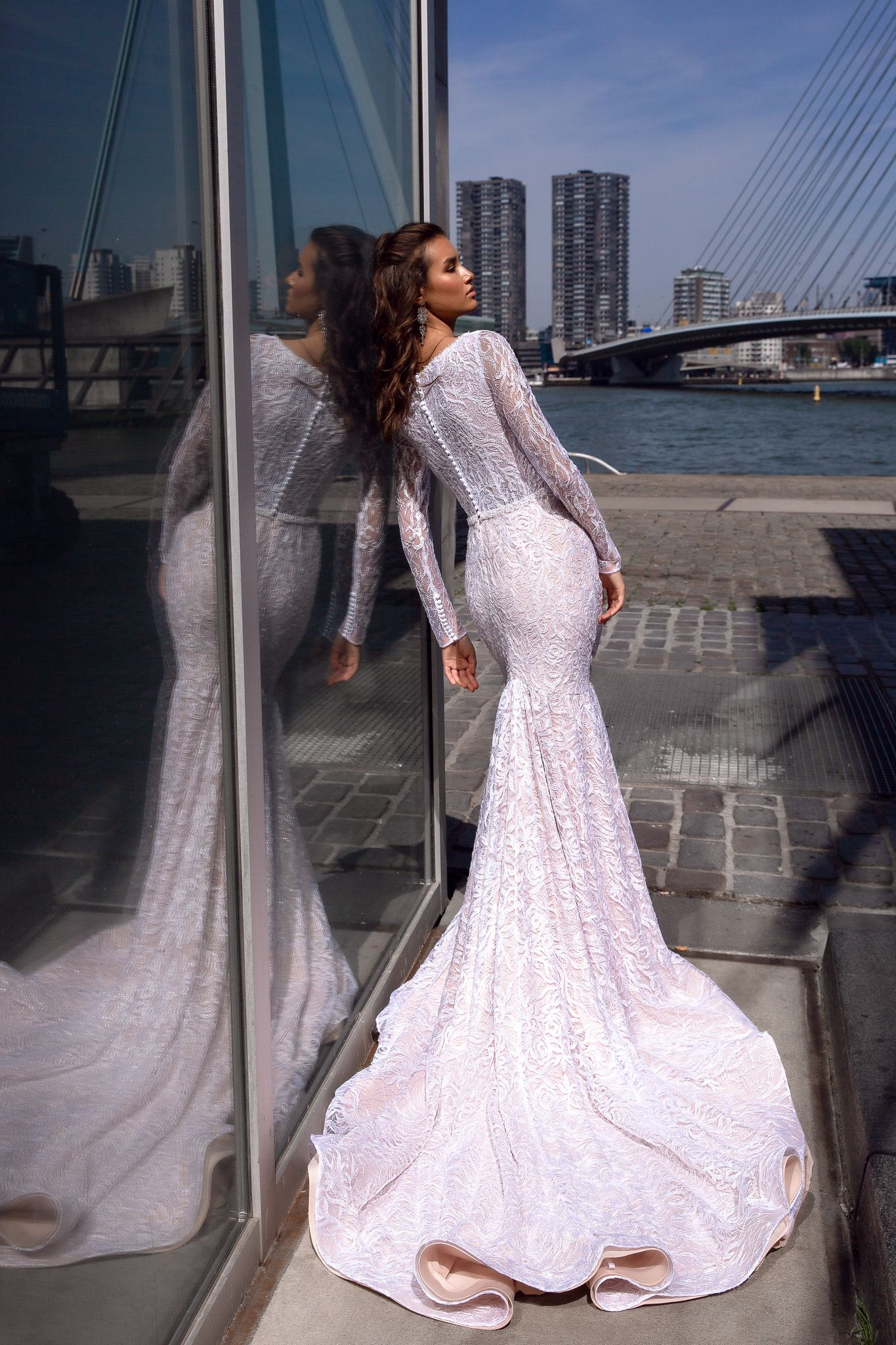 Alessandra Wedding Dress