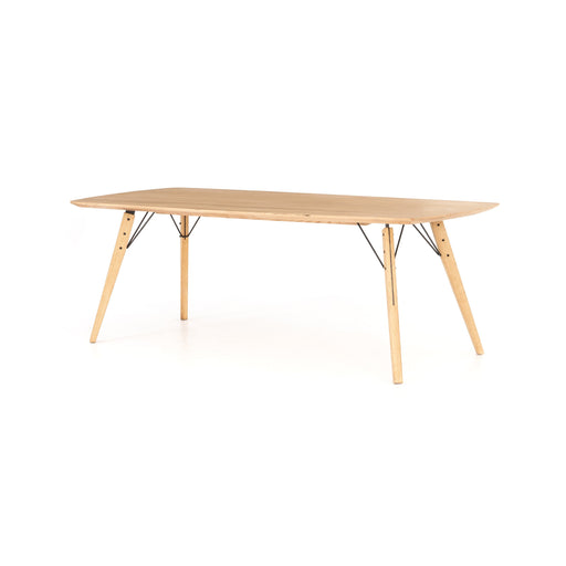 Thoreau Dining Table-Natural Oak
