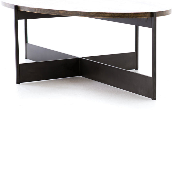 Shannon Oval Coffee Table