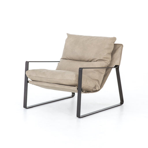 Emmett Sling Chair-Umber Natural