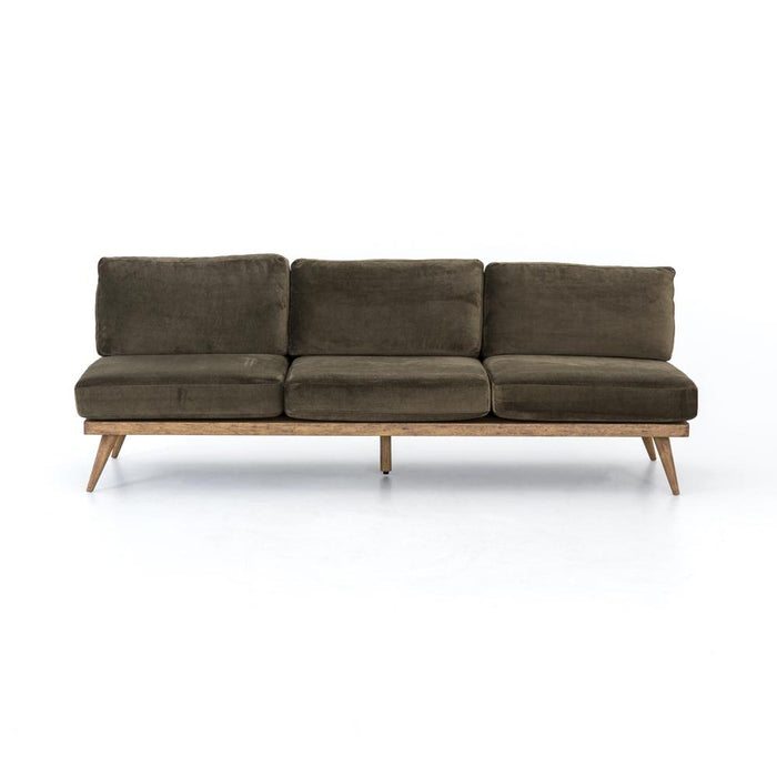 "Tilly Sofa-93""-Romo Loden"