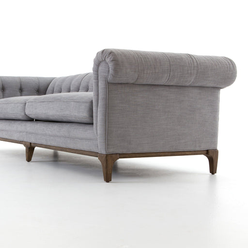 Griffon Sofa-Lake Pewter