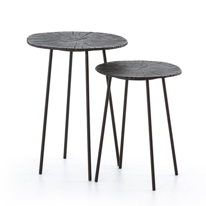 Whistler End Tables, Set Of 2