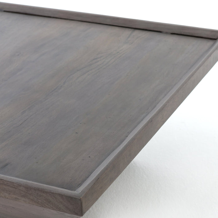 Drake Coffee Table-Coal