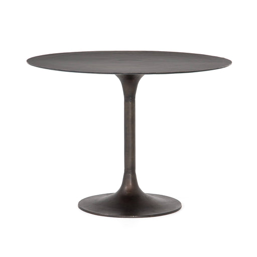 Simone Bistro Table-Antique Rust