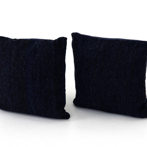 Midnight Kilim Pillow, Set Of 2-20""