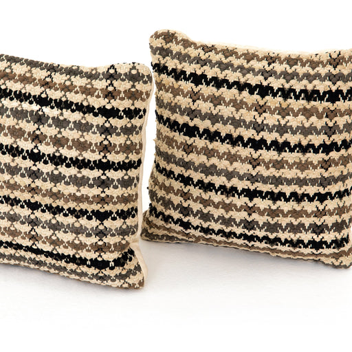 Kara Patterned Pillow, Set Of 2-20""
