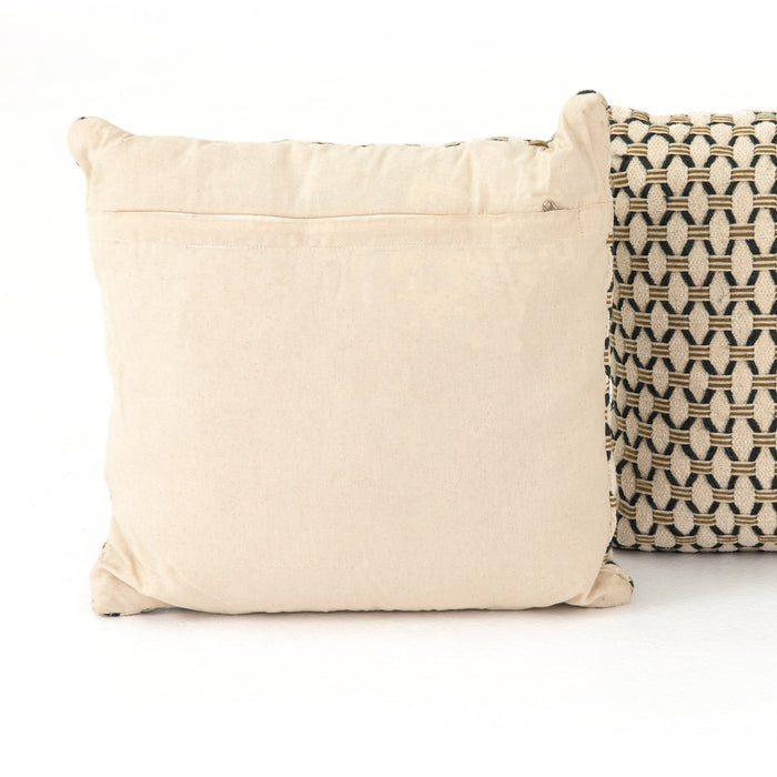 Mariposa Diamond Pillow, Set Of 2-20""