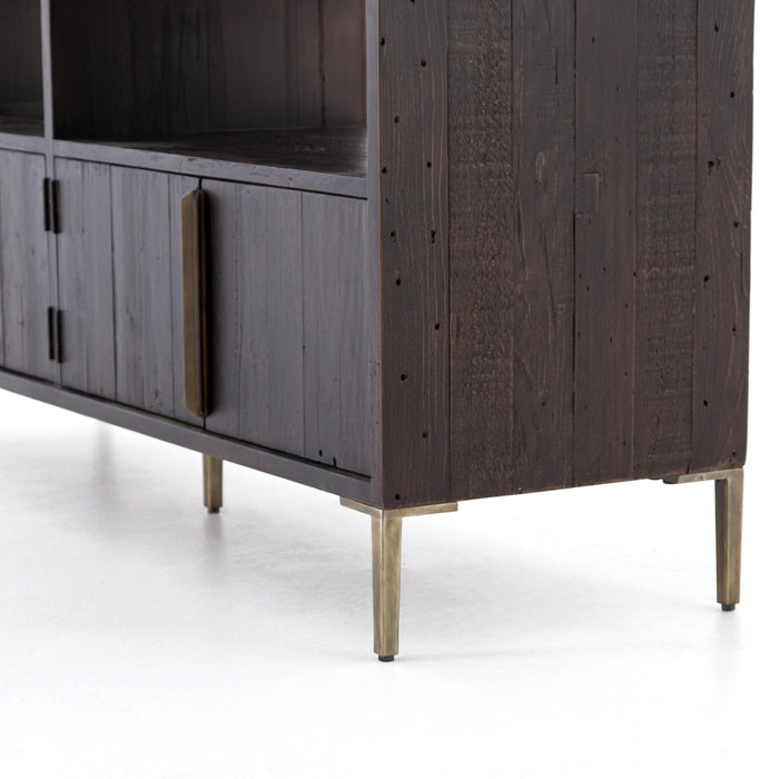 Wyeth Media Console-Dark Carbon