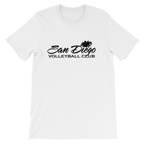 SDVBC T-shirt (Black and White)