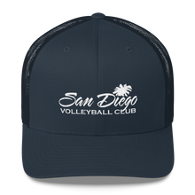 Load image into Gallery viewer, SDVBC Trucker Cap (Multiple Color Options)