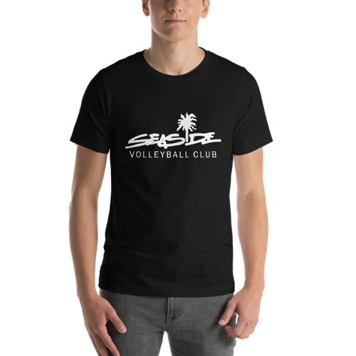 Seaside Short-Sleeve Unisex T-Shirt