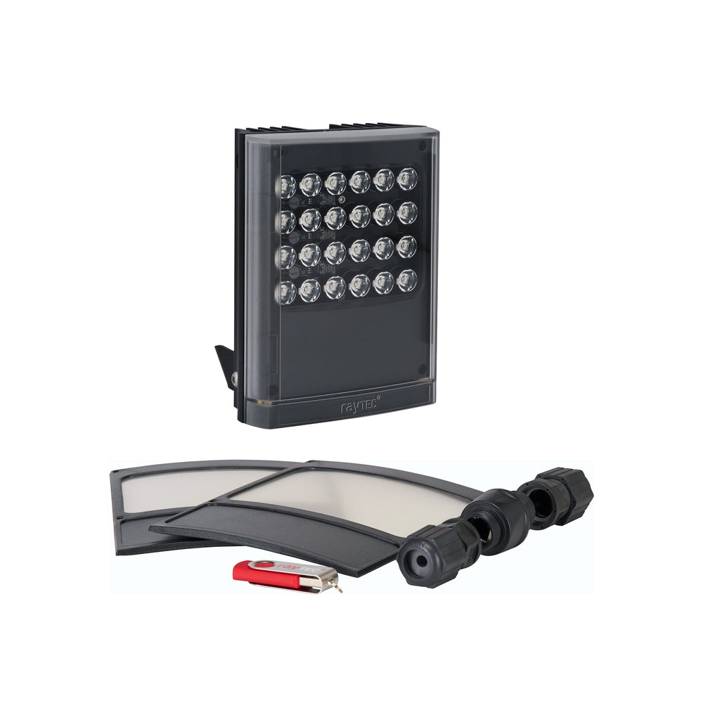 VAR2-IPPoE-i8-1 Long Range Infra-Red Network Illuminator