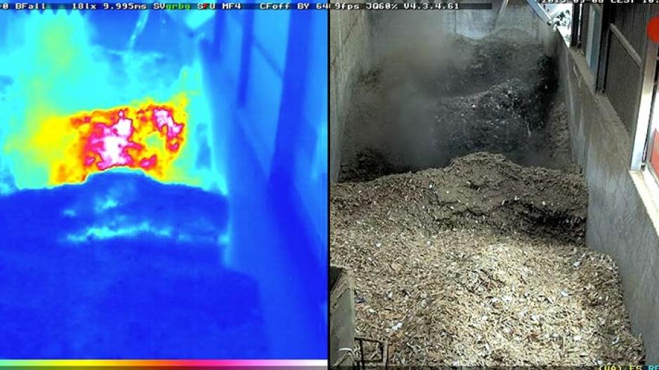 MOBOTIX S16 Thermal Camera TR