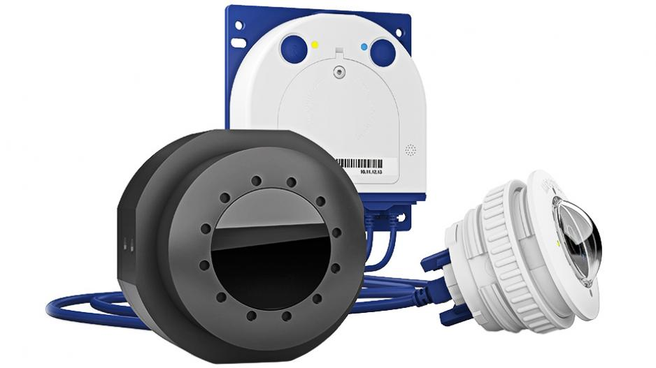 MOBOTIX S16 Thermal Camera