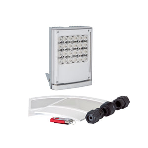 VAR2-IPPoE-w8-1 Medium Range White-Light Network Illuminator