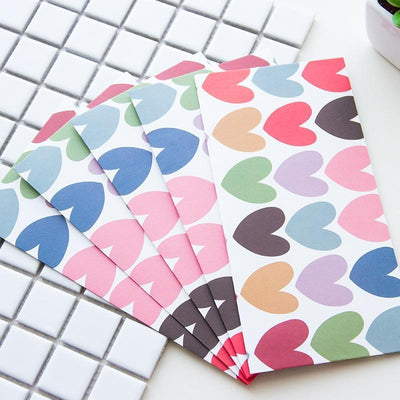 Kawaii meow 20 pcs/lot Korean Cute Cartoon Paper Envelope Mini Small Baby Kids Gift Craft Envelopes for Wedding Letter Post Stationery