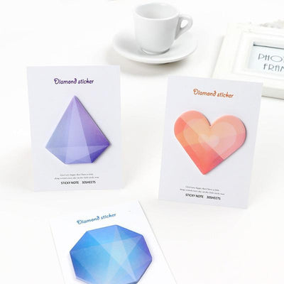 Kawaii meow 6 pcs Diamond Stickers