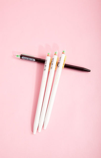 Kawaii meow Gel pen 4 pcs Rabbit Gel Pens