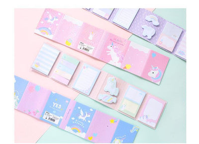 Kawaii meow Magic Dream Memo Pad
