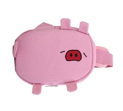 Kawaii meow pink / 25cm Cute Pig Mini Bag