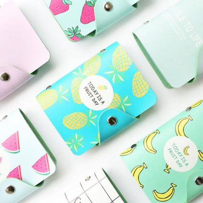 Kawaii meow Style 1 Cute Card ID Holder