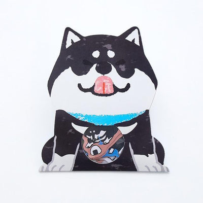Kawaii meow Style 2 Creative cute Shiba Inu dog Decorative Washi Stickers Scrapbooking Stick Label Diary Stationery Album Stickers