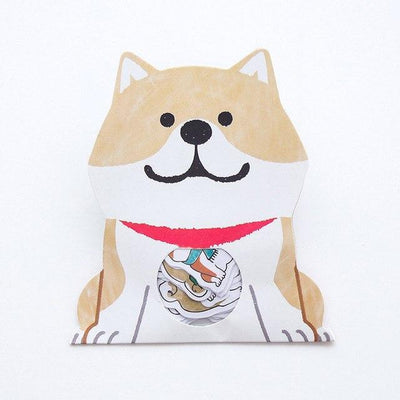 Kawaii meow Style 3 Creative cute Shiba Inu dog Decorative Washi Stickers Scrapbooking Stick Label Diary Stationery Album Stickers