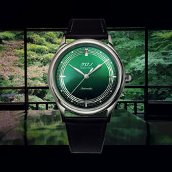 KURONO Anniversary Green '森 mori' (S$2,540) Second batch