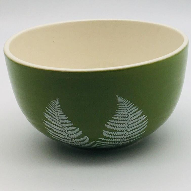 Beatifully hand painted cereal bowl inspired by our love of all things floral. 10cm by 6.5cm.
