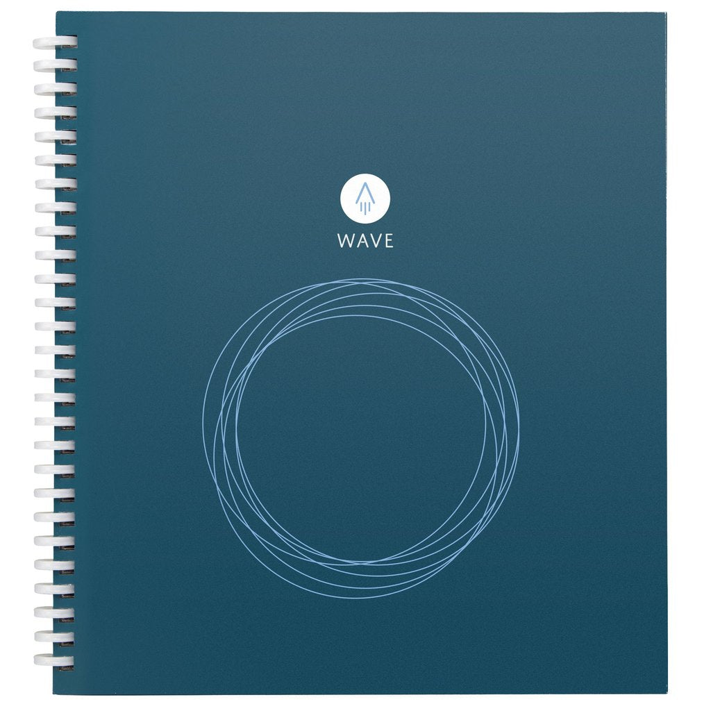 "Rocket Innovations notebook Standard Rocketbook Wave meta:{""Size"":""A4 Standard Size""}"