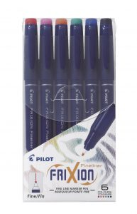 Frixion Fineliners Sets