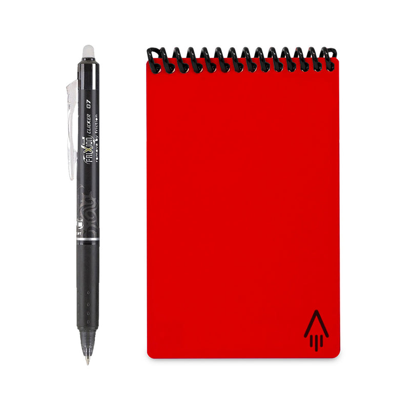 "Rocket Innovations notebook Rocketbook Everlast Mini meta:{""Cover Color"":""Infinity Black""}"