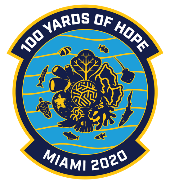 "FORCE BLUE TO KICK OFF ""100 YARDS OF HOPE"" AT SUPER BOWL LIV - FORCE BLUE PRESS RELEASE, JANUARY 27, 2020"