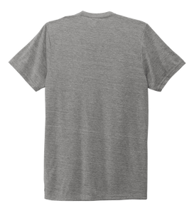 StepChange Unisex Crew Neck T-shirt in Oyster Grey